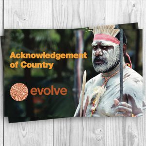 Acknowledgement of Country Card
