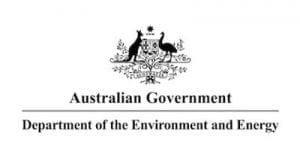 Australian Government Department of Environment and Energy