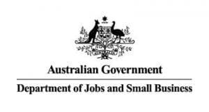 Australian Government Department of Jobs and Small Business