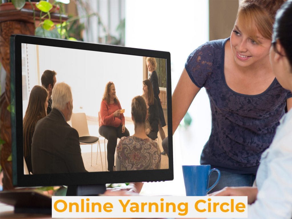 Yarning Circle Interactive Webinar
