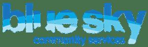 Blue Sky Community Services Logo